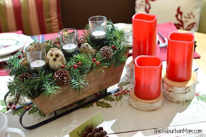 Better Homes Gardens Christmas Centerpiece