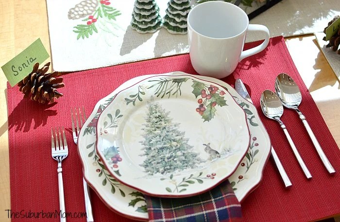 Better Homes Gardens Christmas Dishes