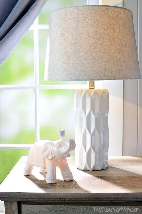 Better Homes Gardens Elephant Lamp