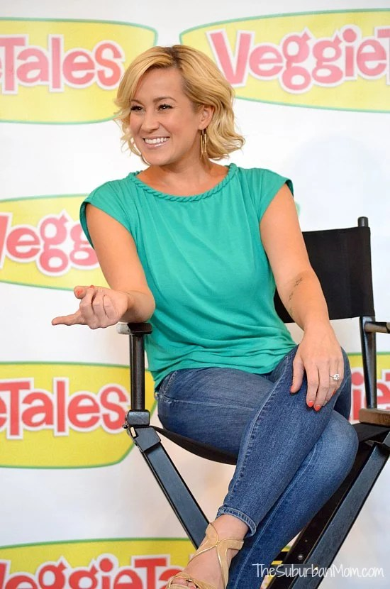Kellie Pickler VeggieTales Interview