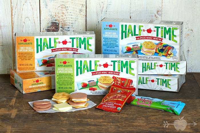 Applegate Half Time Lunch