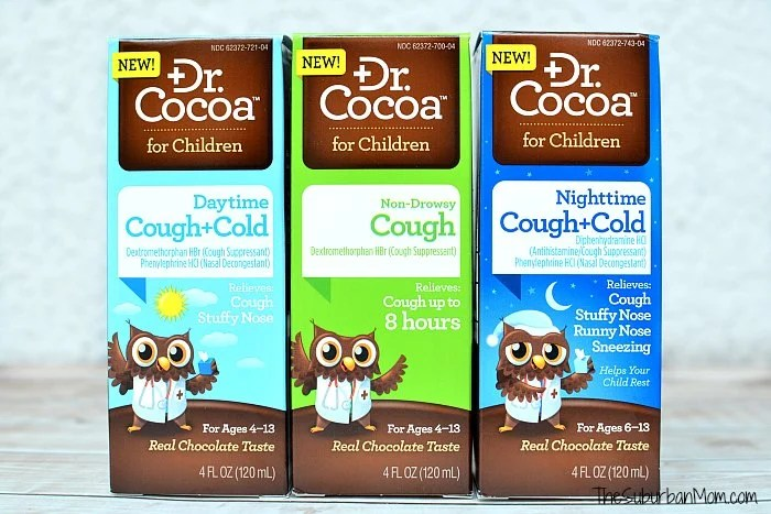 Chocolate Cough Medicine For Kids