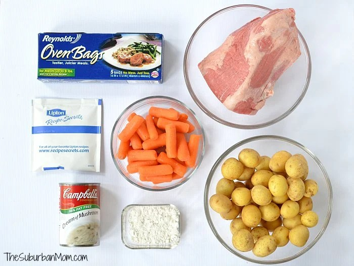 Pot Roast Recipe Ingredients