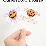 Easy Halloween Classroom Treats