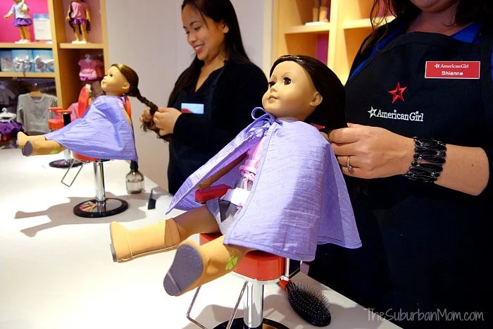 American Girl Salon