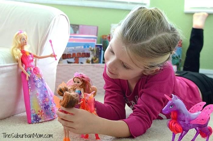 Barbie and the Secret Door Dolls