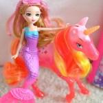 Barbie and the Secret Door Rony