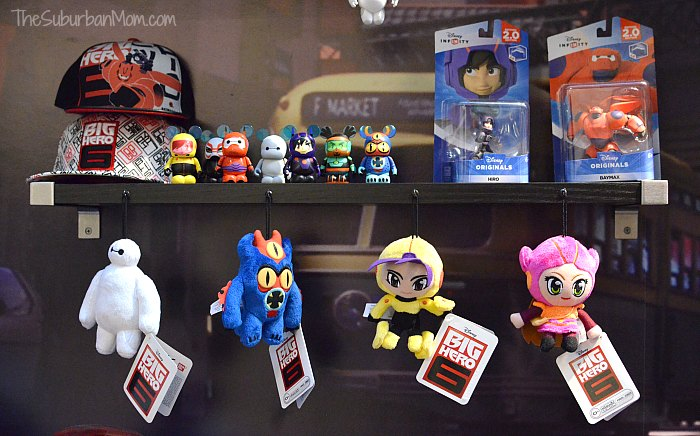 Big Hero 6 Toys