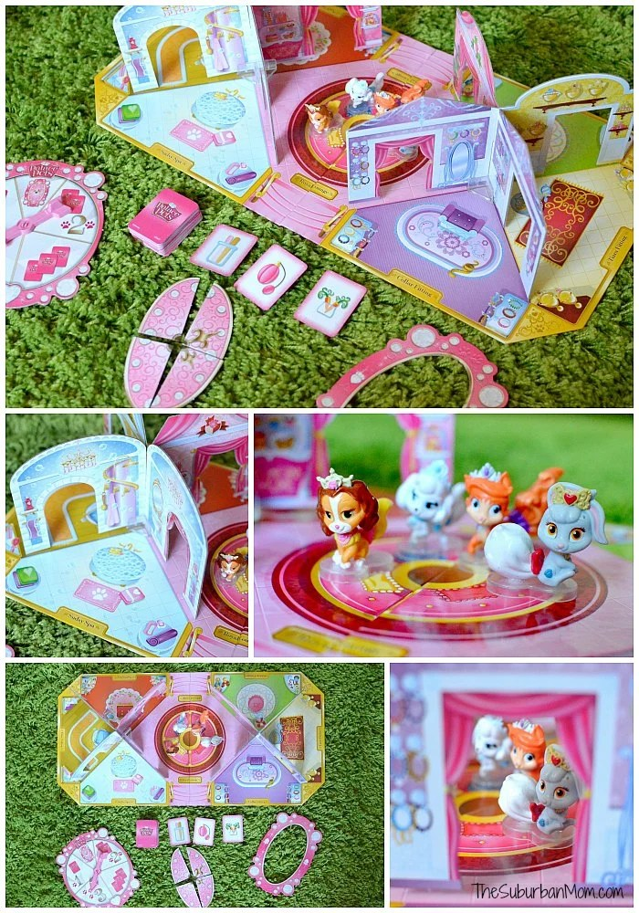 Disney Princess Palace Pets Board Game