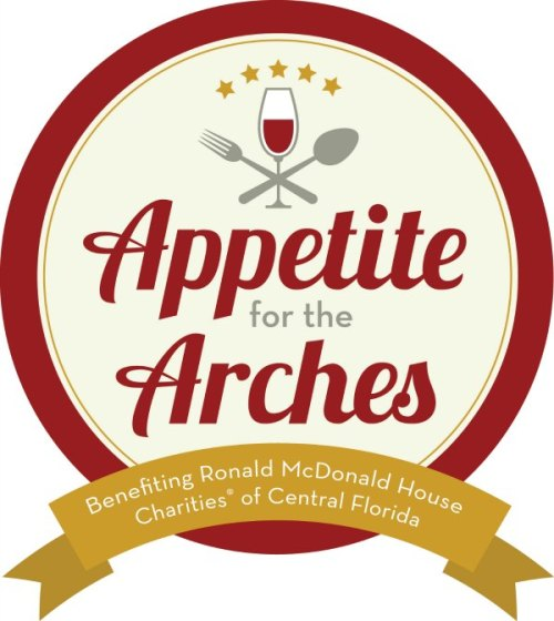 Appetite for the Arches logo