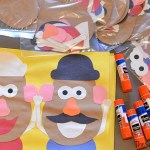 Mr Potato Head Craft
