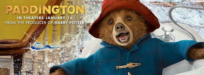 Paddington Bear Movie