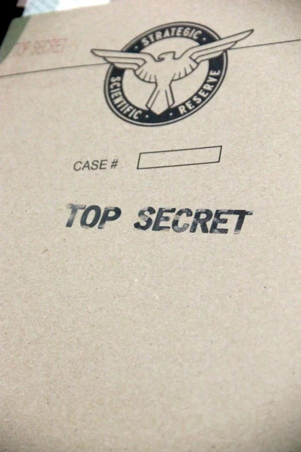 Top Secret Marvel Agent Carter Set Visit