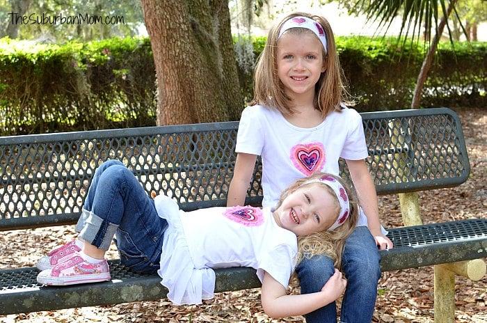 Heart Valentine's Day Shirts