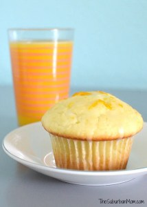 Orange Juice Muffin