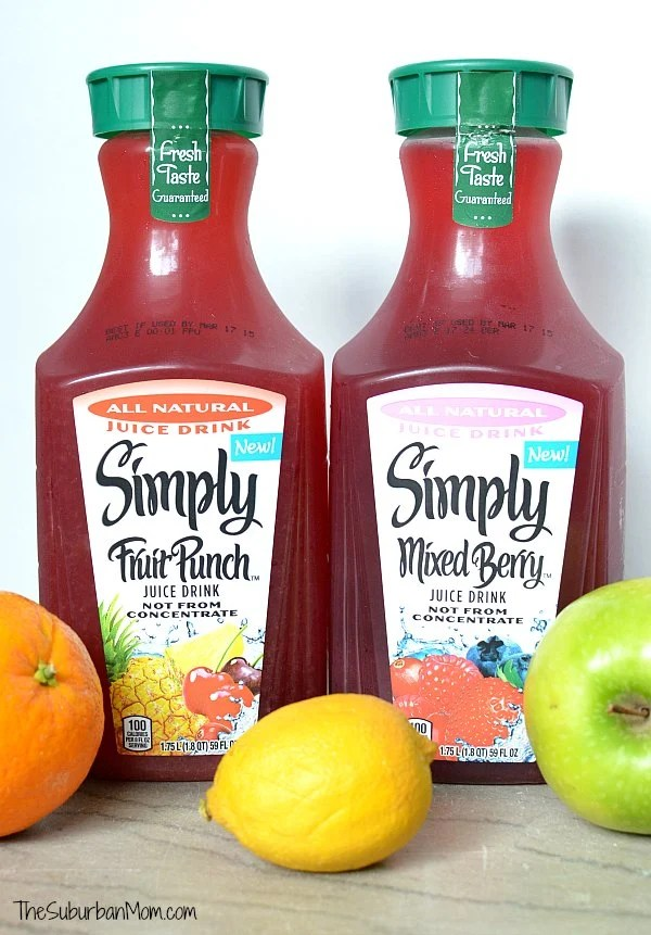 Simply Juice Drink