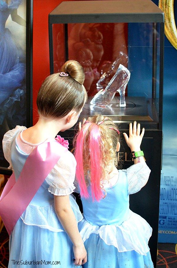 Cinderella Movie Glass Slipper