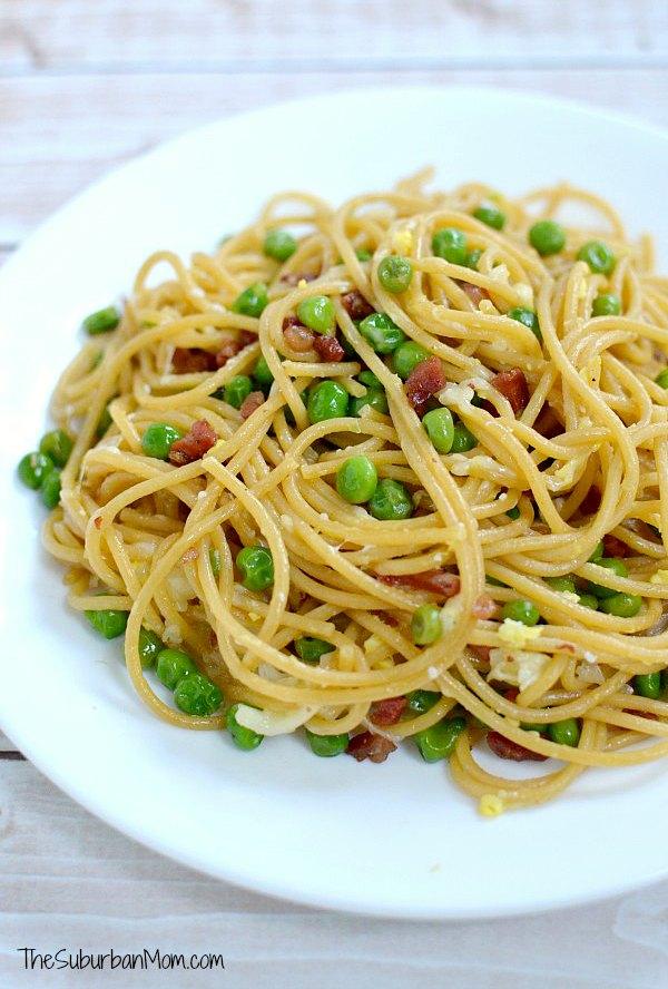Spaghetti Carbonara Recipe 1