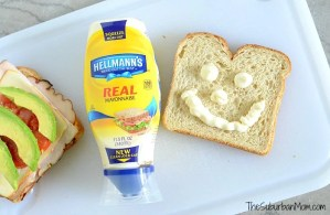 Hellman's Sandwich