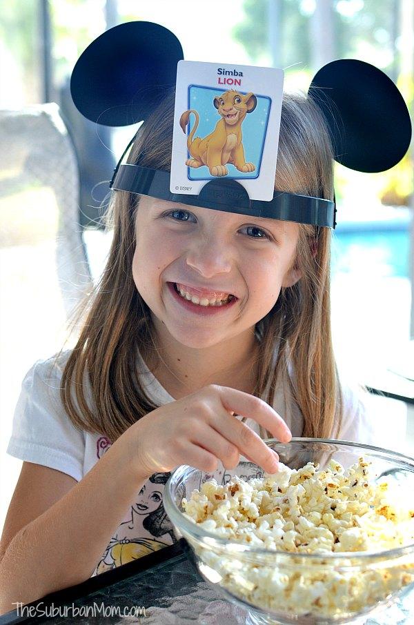 Popcorn Family Game Night