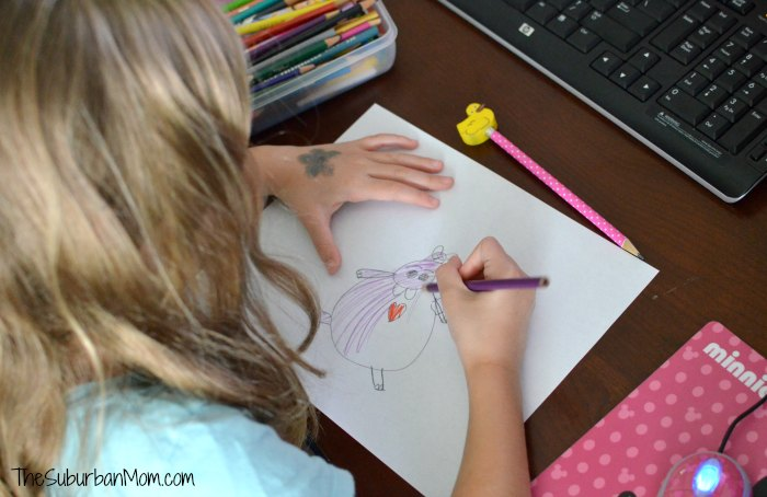 Kids Learn to Draw Online Video