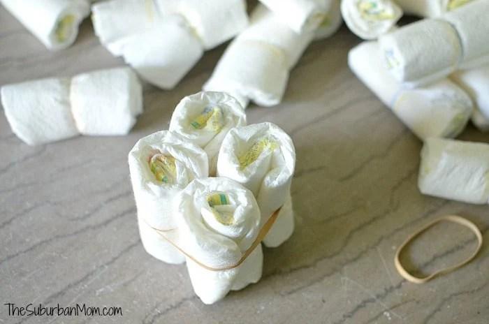 Make a Diaper Cake
