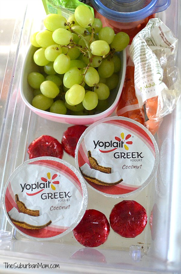 Yoplait Greek Yogurt Snack