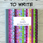 5 Tips To Inspire Kids To Write