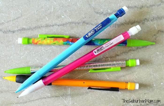 Bic Mechanical Pencils