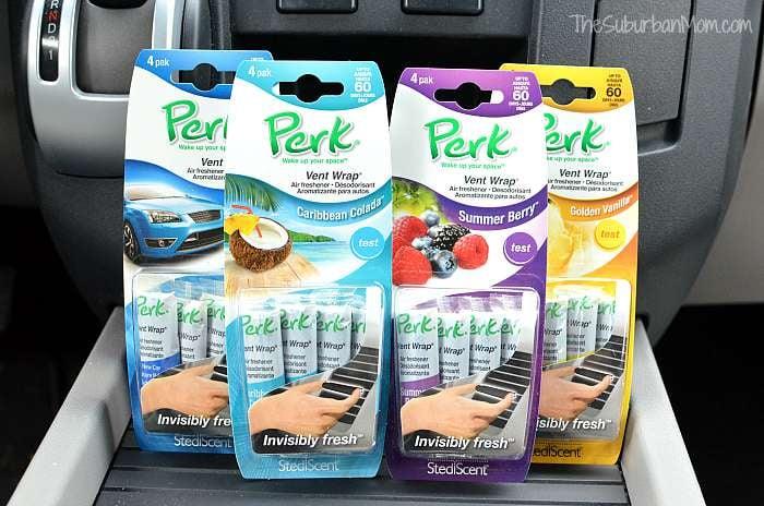 Perk Vent Wraps
