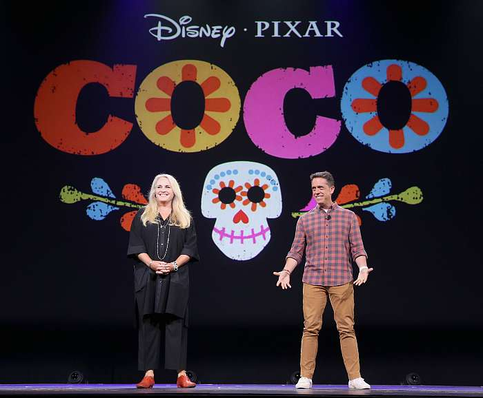 Disney Pixar Coco D23 Expo