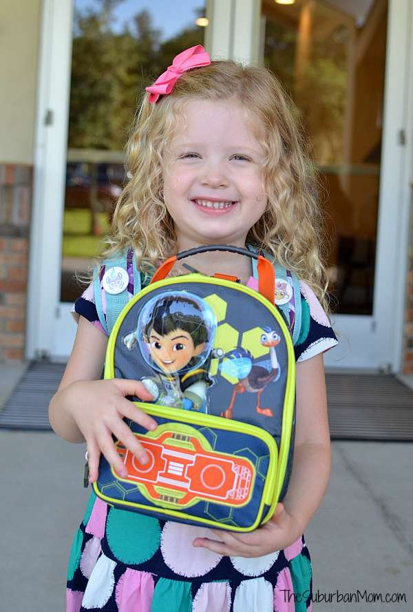 Miles From Tomorrowland Backpack