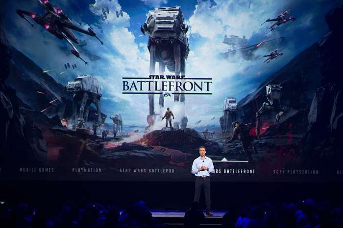 Star Wars Battlefront D23 Expo