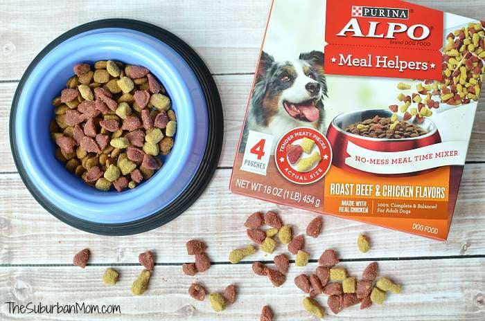Alpo Meal Helpers