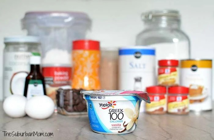 Yoplait Greek Yogurt Pumpkin Bread