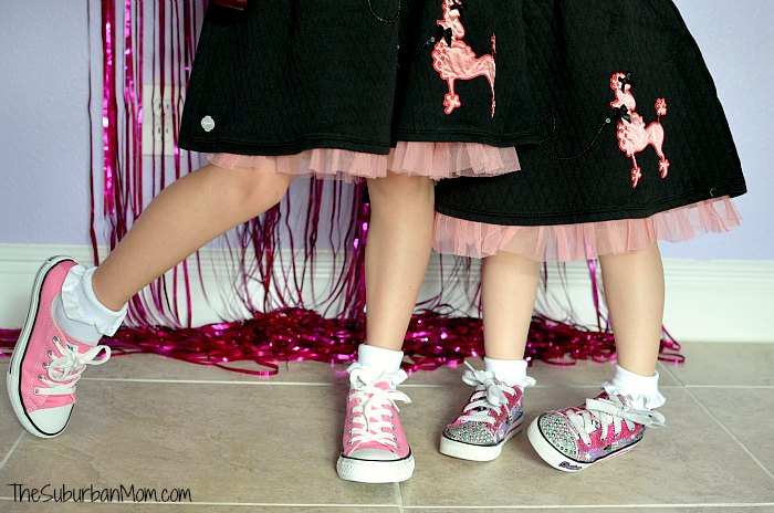 American Girl Maryellen Poodle Skirt