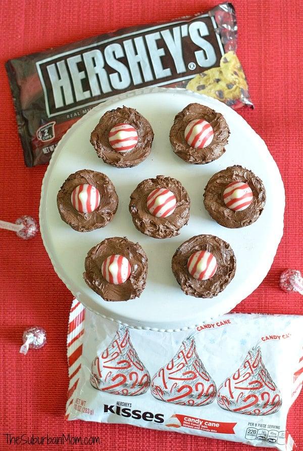 Hershey's Mini Mint Chocolate Pie