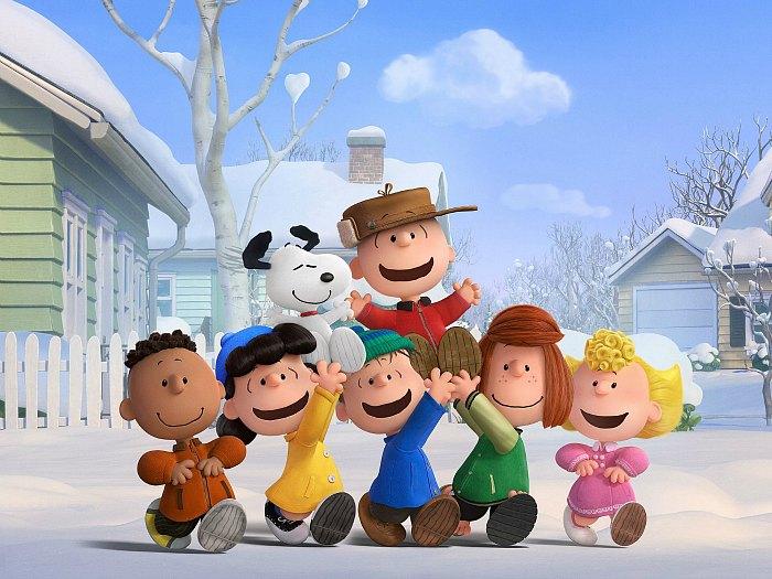 Charlie Brown Peanuts Movie