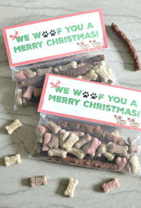 Dog Treat Christmas Gifts For Dogs