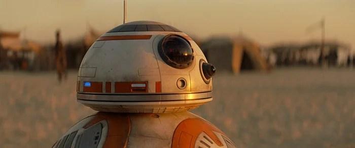 BB-8 Star Wars The Force Awakens