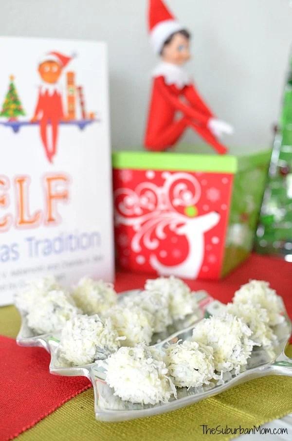 Elf on the Shelf Snowballs