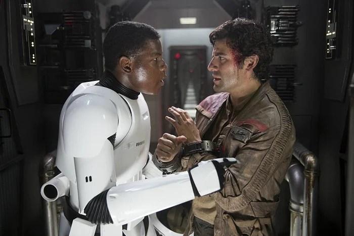 Finn Poe Star Wars