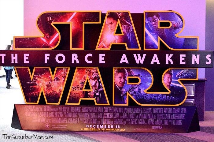 Star Wars The Force Awakens Press Event