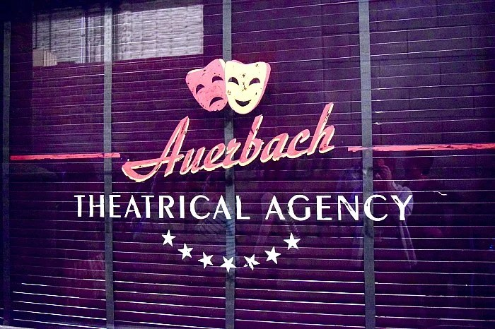 Agent Carter Auerbach Theatrical Agency