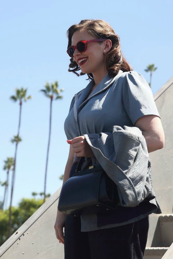 Agent Carter Season 2 Peggy Carter