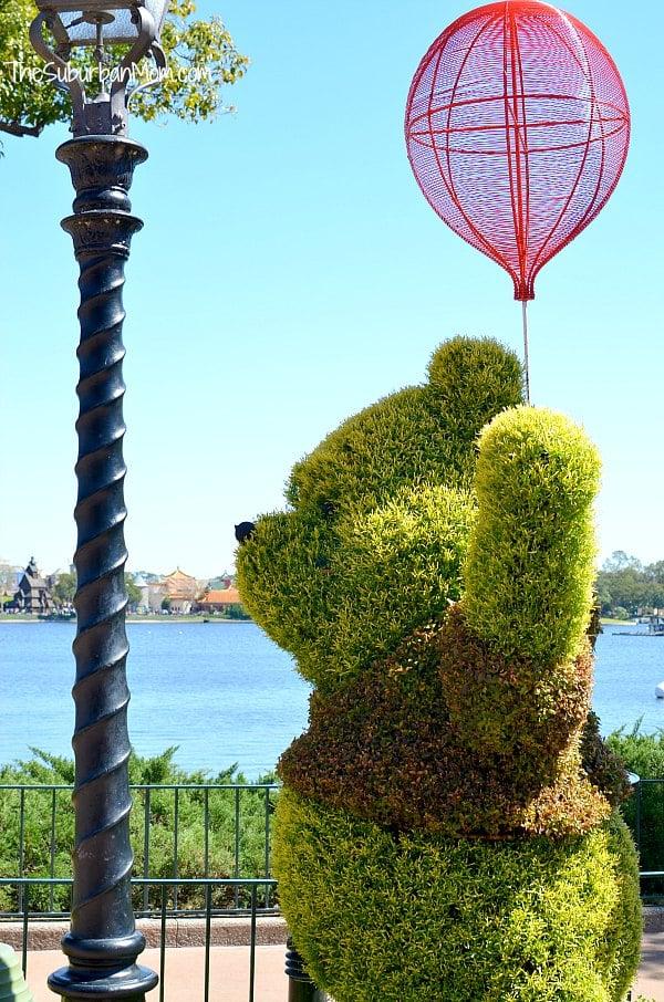 Flower and Garden Festival Winnie the Pooh