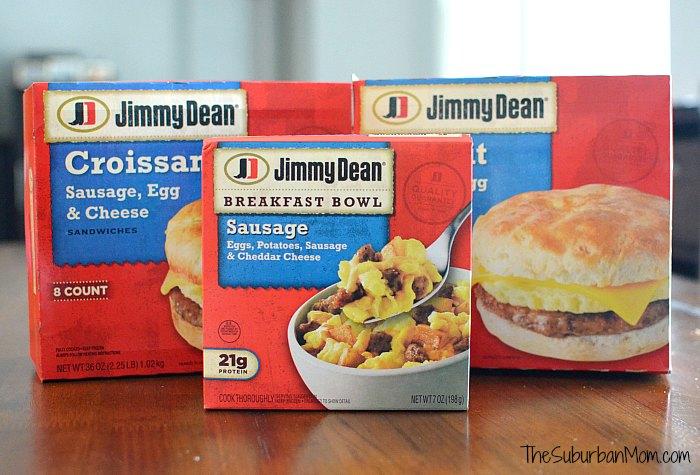 Jimmy Dean Breakfast