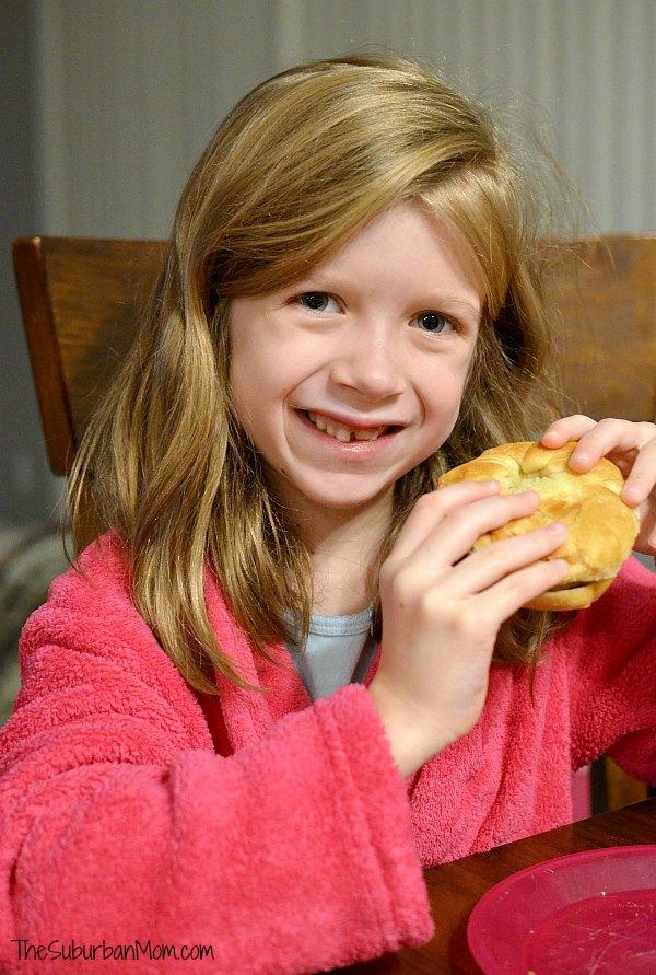 Jimmy Dean Croissant Sandwich