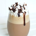 Homemade Mocha Frappe In Five Minutes