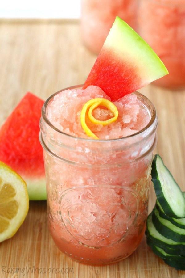 Disney Watermelon Slush